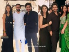 ALLU ARJUN FAMILY DIWALI CELEBRATIONS