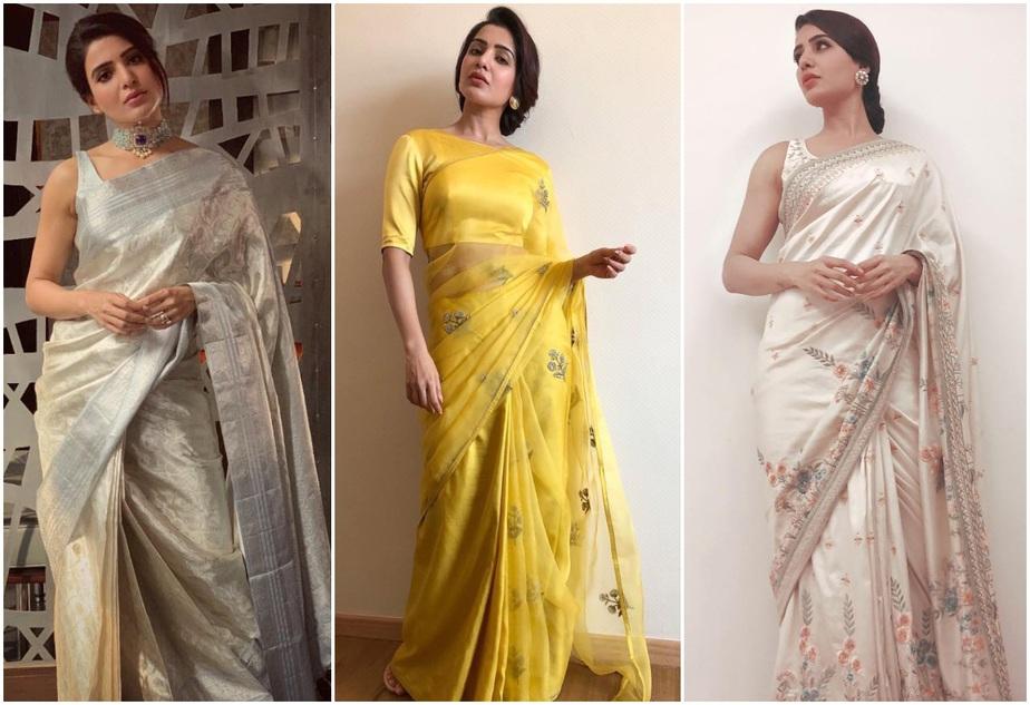 Samantha Akkineni's Style