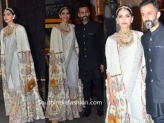 Sonam Kapoor Ahuja Dazzled at Diwali Party 2019