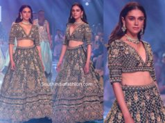 aditi rao hydari in kalki fashion lehenga