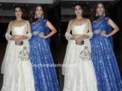 bhumi pednekar and her sister at jackky bhagnani diwali party 2019