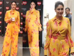 kareena kapoor yellow jumpsuit