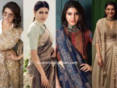 samantha akkineni fashion