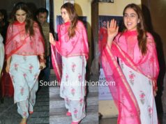 sara ali khan casual kurta set