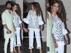 shahid kapoor and mira rajput at jacky bhagnani diwali party 2019