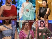 stylish and trendy latest saree blouse designs 2020
