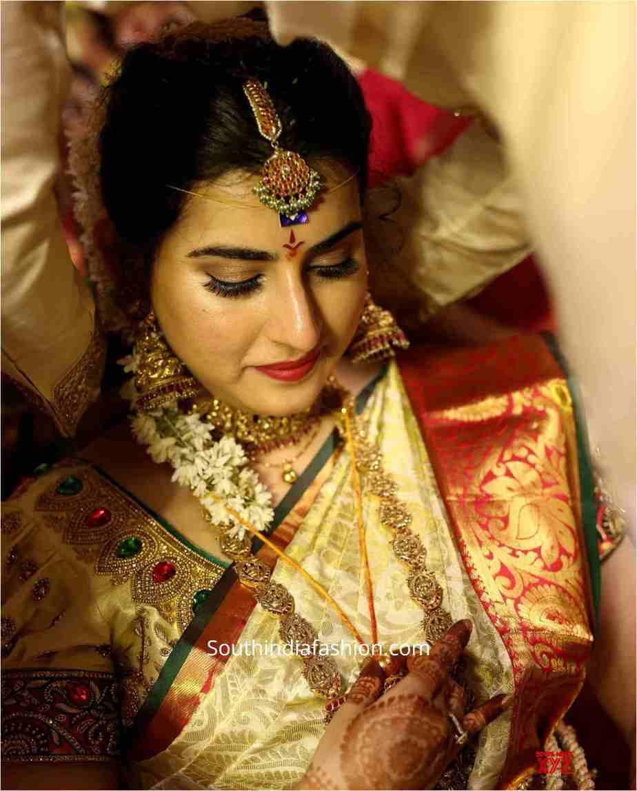 ARCHANA SHASTRY JAGADEESH WEDDING PHOTOS (2)