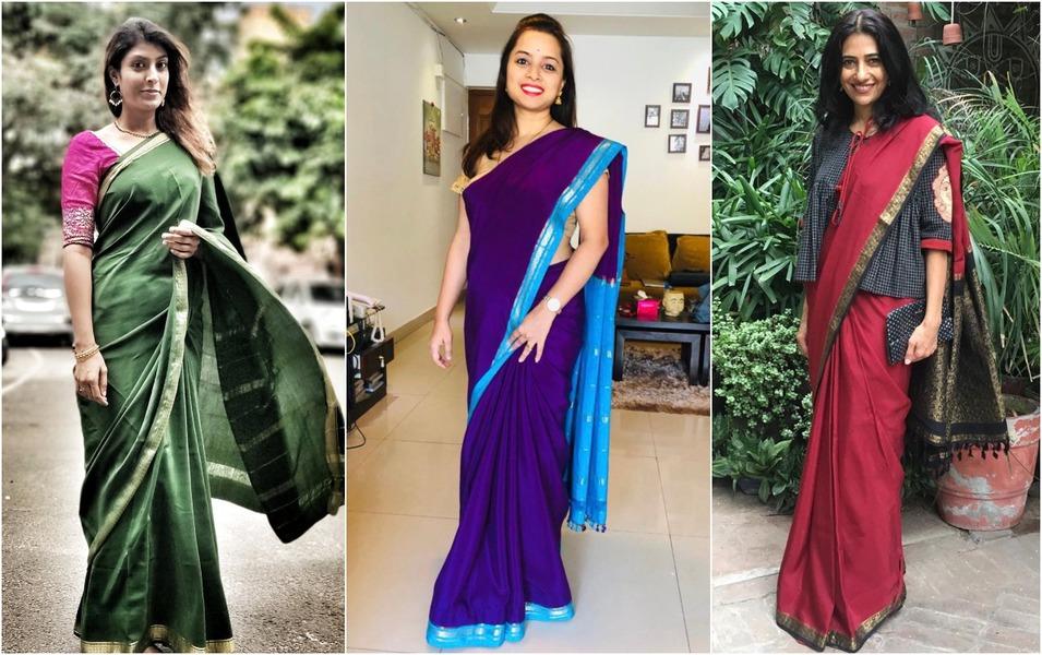 Light weight saris