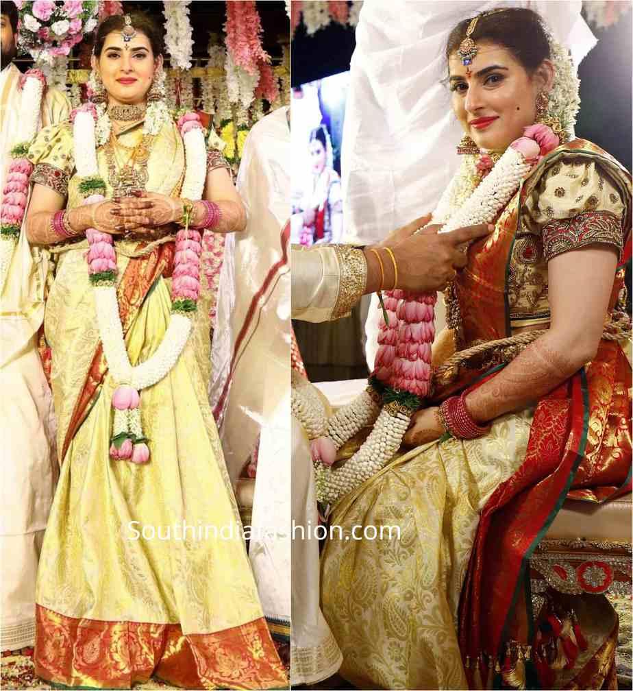 bigg boss ARCHANA SHASTRY marriage photos