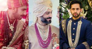 indian groom jewellery