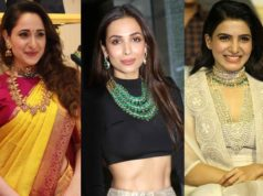 jewellery with different necklines
