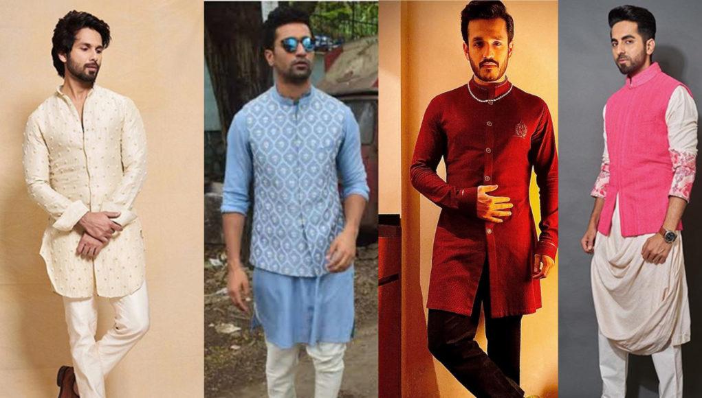 Colour trends for men