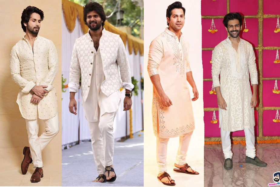 mens ethnic wear color trends