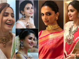 Chic Jewellery to Jazz-Up your Saree Look