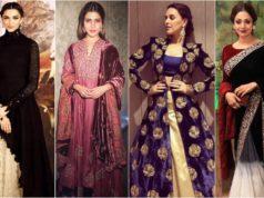 Ethnic wear winter style