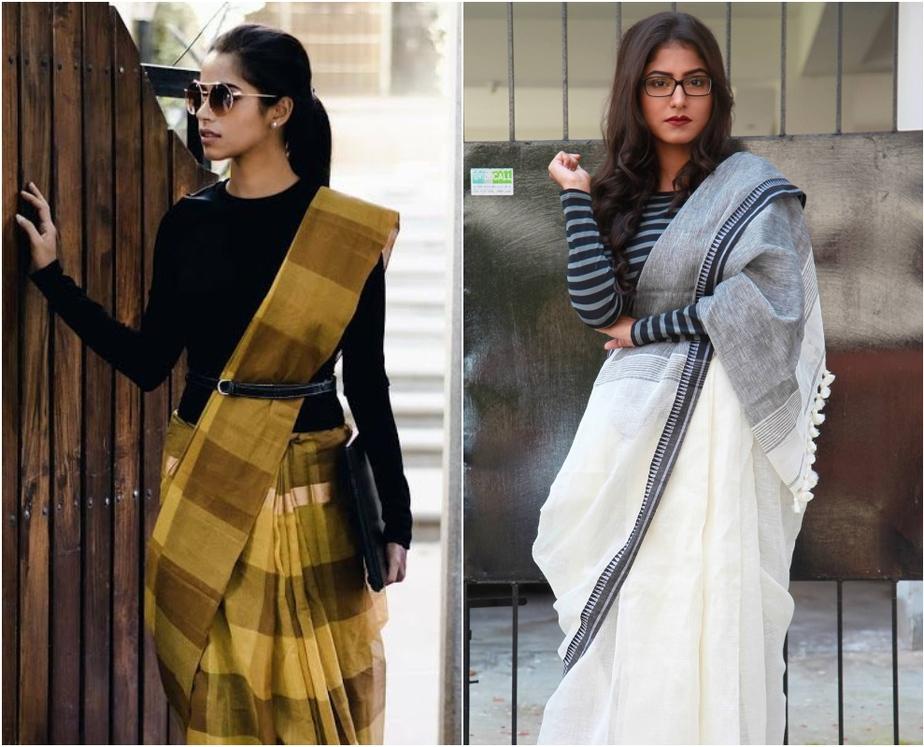 Ethnic wear style