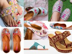 ethnic wear traditional indian footwear online