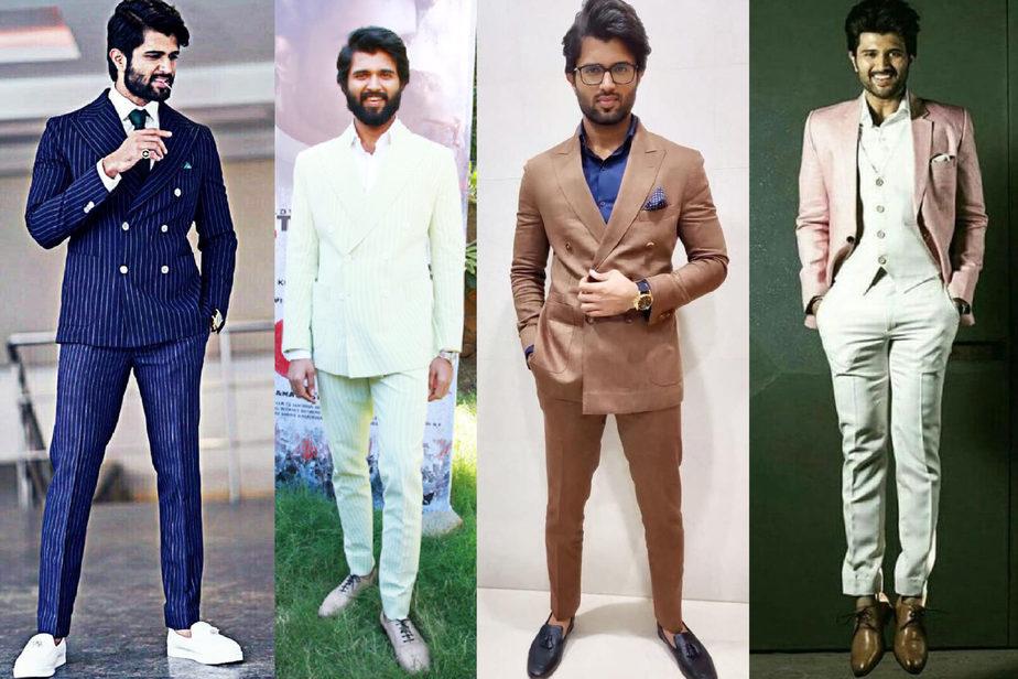 Vijay devarakonda's style -Formal