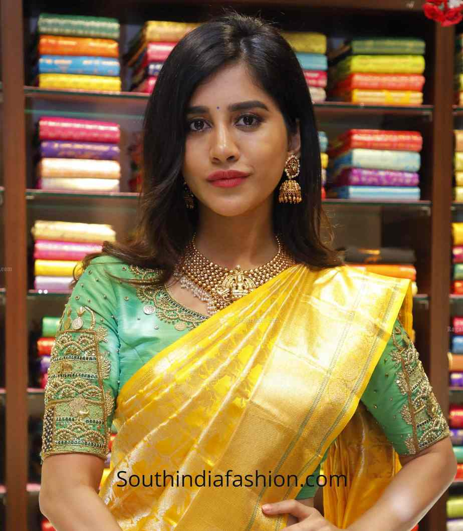 maggam blouse designs 2020