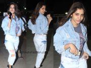 nabha natesh without makeup at airport