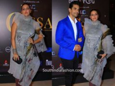 neha dhupia at critics choice shorts and series awards