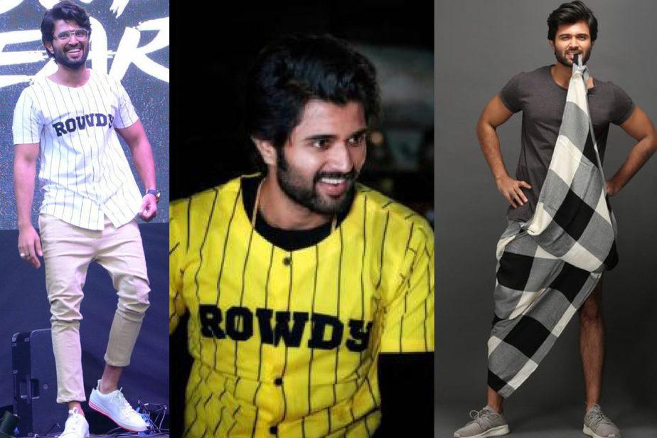 Rowdy wear- Vijay devarakonda's style