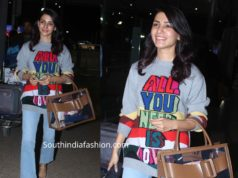 samantha akkineni casual airport look (1)