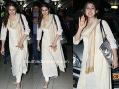 sara ali khan casual salwar suit