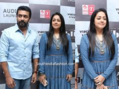 surya and jyothika at tambi audio launch