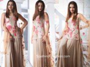 trisha krishnan dress at malayalam film launch