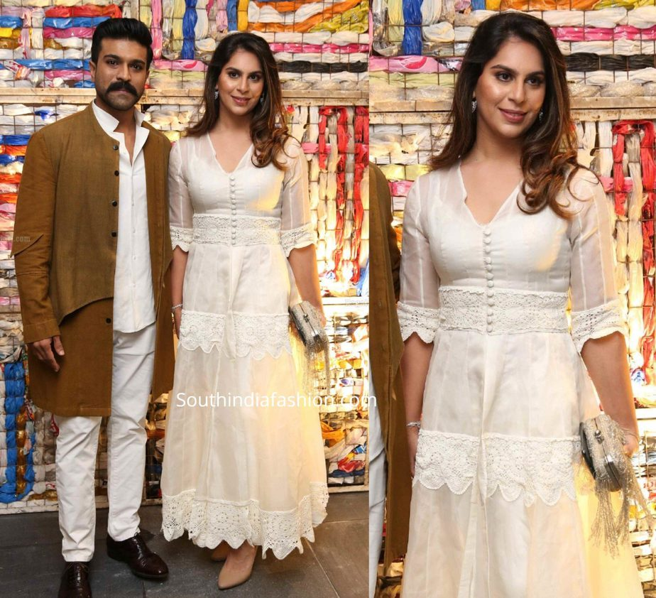 upasana and ram charan at wildest dreams fundraiser