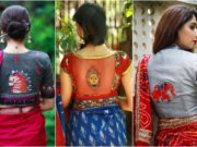 Style your Sarees with Quirky and Fun Blouses  