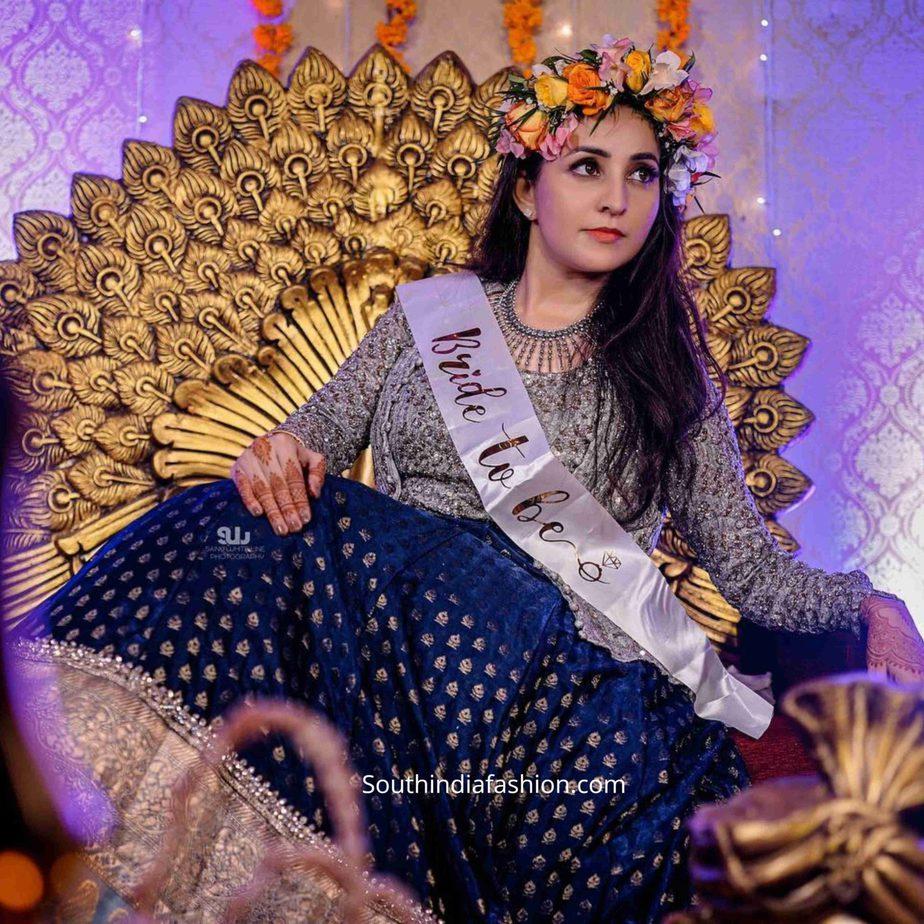 actress bhama haldi function photos (1)