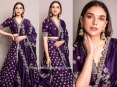 aditi rao hydari in jayanti reddy purple lehenga (2)