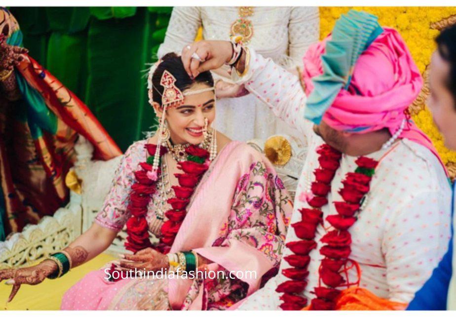 nehha pendse wedding photos (1)
