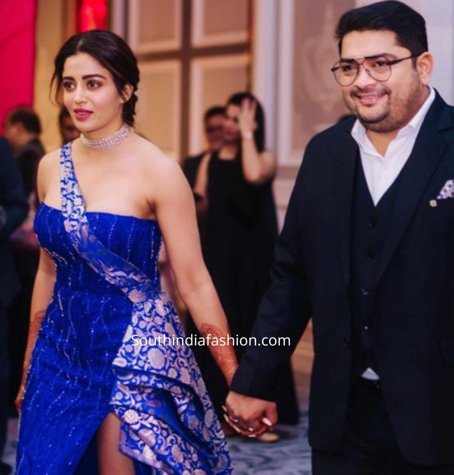 nehha pendse wedding reception photos (1)