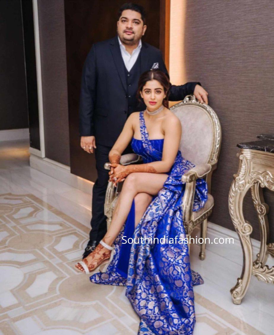 nehha pendse wedding reception photos (2)