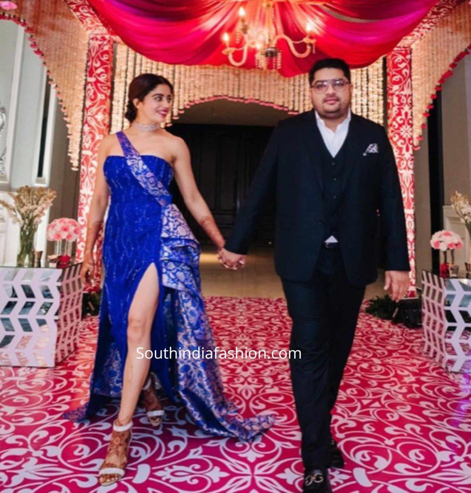 neha pendse wedding reception photos