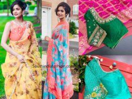 designer sarees usa