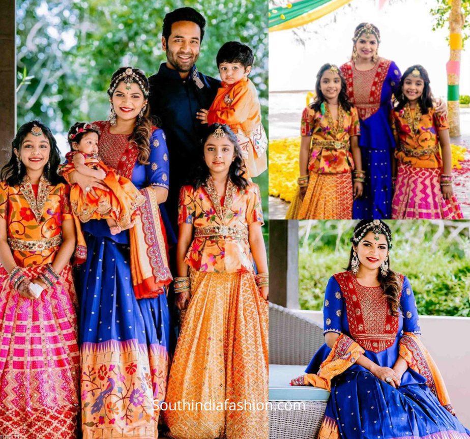 vishnu manchu family sankranthi (2)
