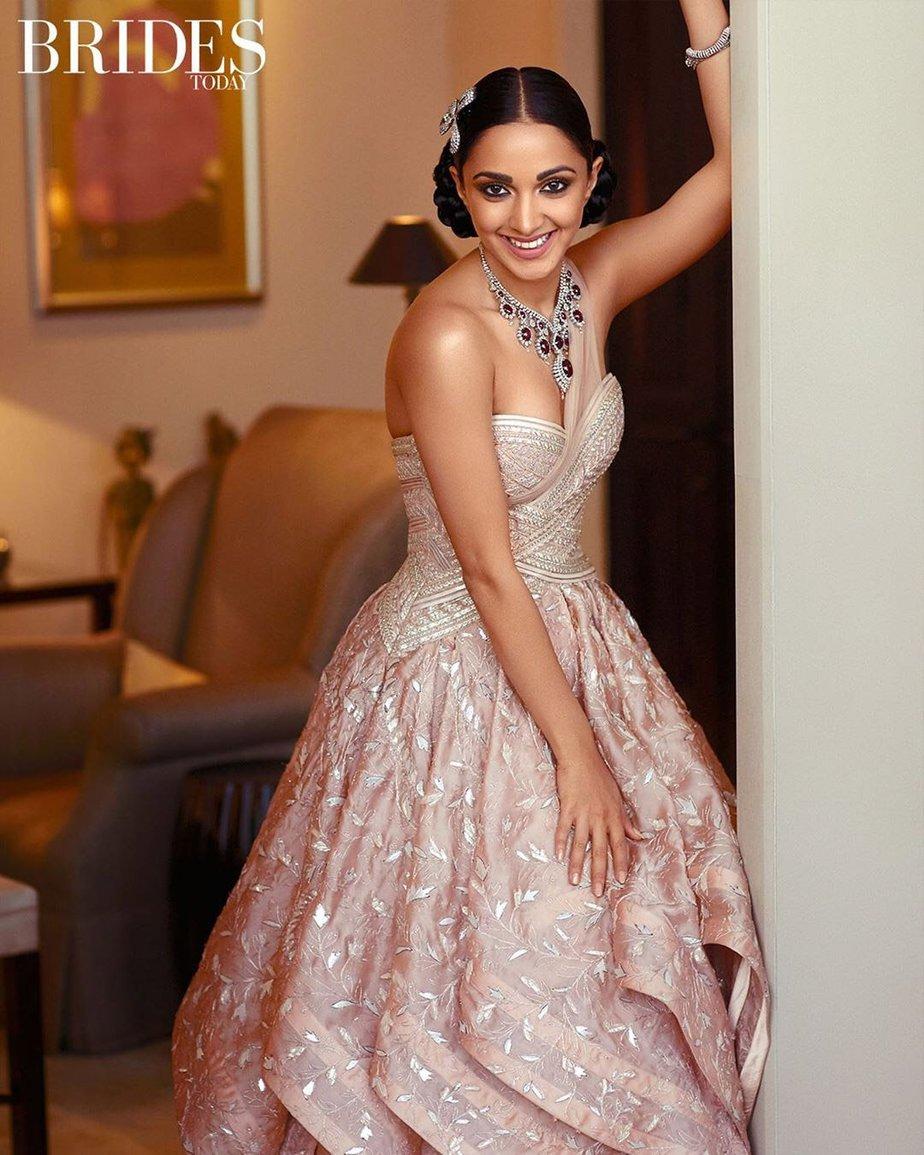 Brides Today Magazine Look