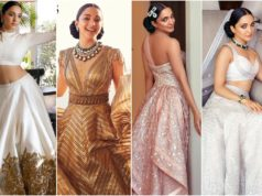 Kiara Advani Glams up as the New-Age Bride For The Brides Today Magazine