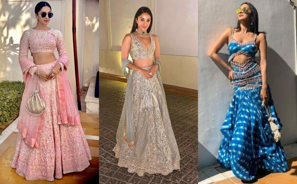 Kiara Kiara Advani wedding looks