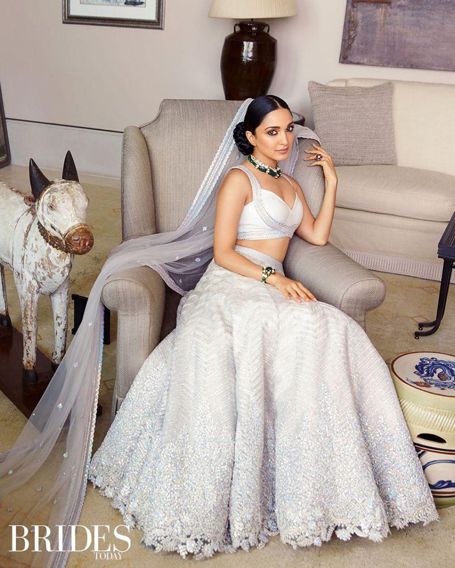 New-age Bridal Look