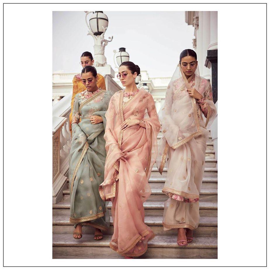 Sabyasachi heritage bridal wear collection