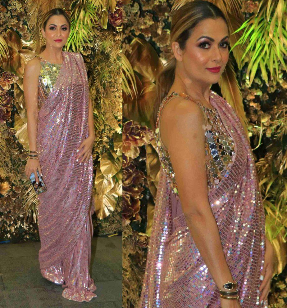 Manish Malhotra Sequin Sarees: Bollywood's Latest Fashion Trend!