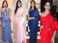Latest Saree Trends 2020