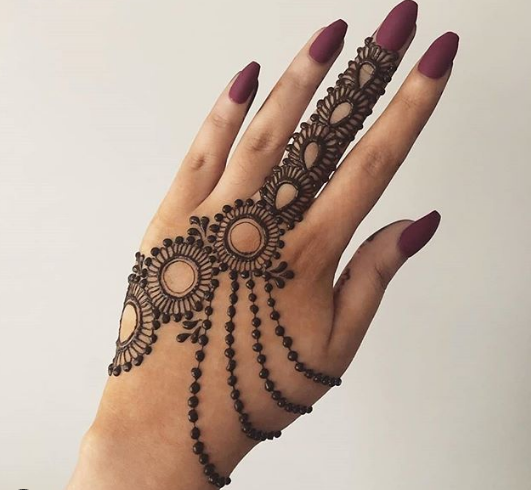 45 Latest Finger Mehndi Designs To Try Out In 2020