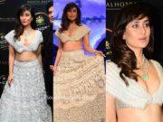 kareena kapoor in manish malhotra at belnder pride fashion tour (2)