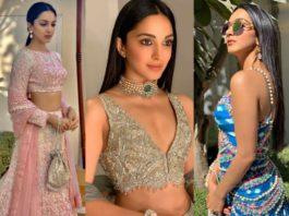 kiara advani bridesmaid outfits at her best friend wedding